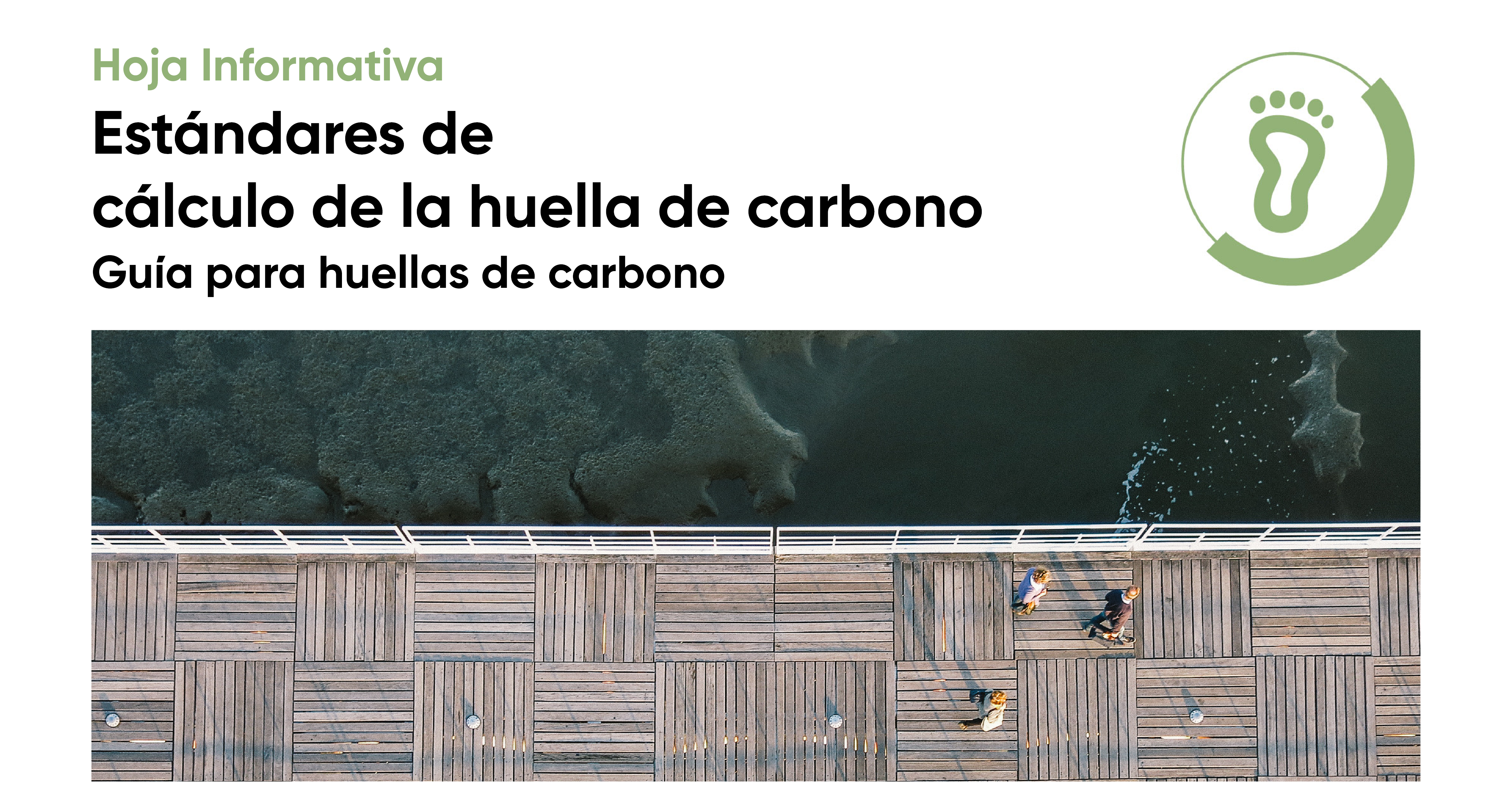 Carbon footprint image - ESP