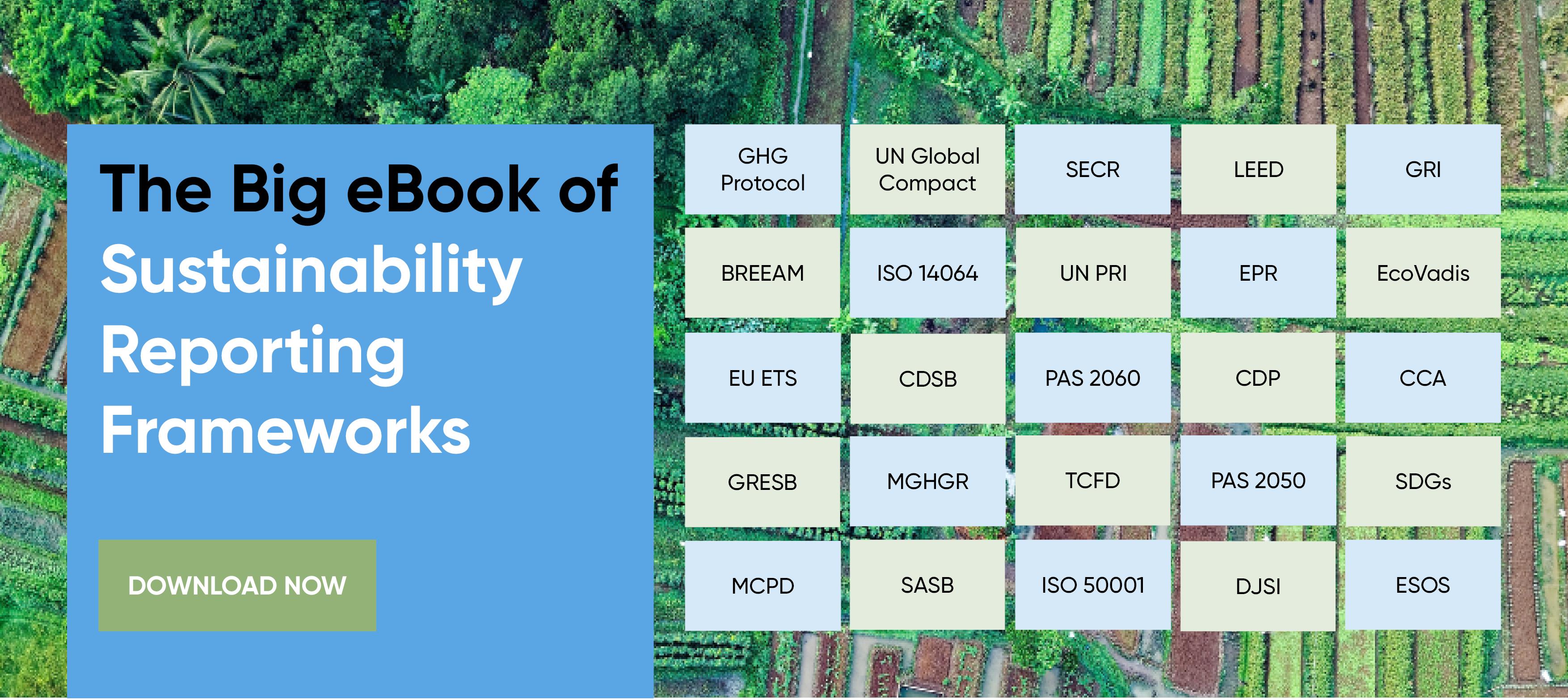 Big eBook of Sustainability Reporting Frameworks | EcoAct